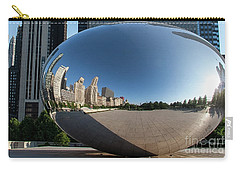 Cloudgate Reflects Carry-all Pouch
