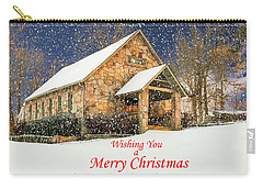 Cloudland Presbyterian Church  Carry-all Pouch