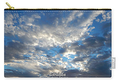 Clouds #4049 Carry-all Pouch