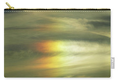 Clouds And Sun Carry-all Pouch