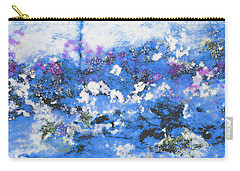 Clouds And Blossom Carry-all Pouch by Stephanie Grant