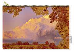 Clouds At Sunset, Southeastern Pennsylvania Carry-all Pouch