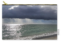 Clouds Gather Over Captiva Carry-all Pouch