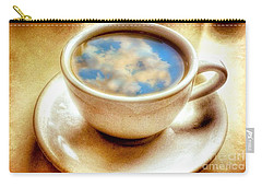 Clouds In My Coffee Carry-all Pouch