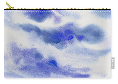 Clouds Carry-all Pouch by Joan Hartenstein