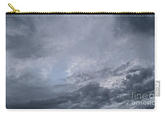Carry-all Pouch featuring the photograph Clouds by Megan Dirsa-DuBois