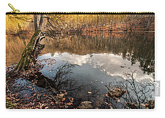 Clouds On The Lake Carry-all Pouch