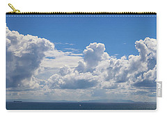 Clouds Over Catalina Island - Panorama Carry-all Pouch