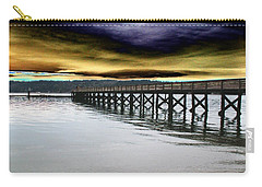 Clouds Over Illahee Carry-all Pouch