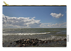 Clouds Over Sea Carry-all Pouch