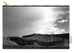 Clouds  Over The Mesa Carry-all Pouch