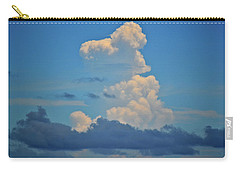 Clouds Over Tybee Island Carry-all Pouch