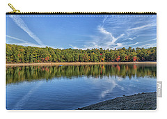Clouds Over Walden Pond Carry-all Pouch