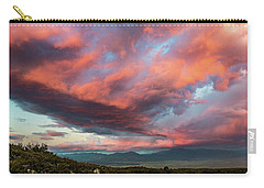 Clouds Over Warner Springs Carry-all Pouch