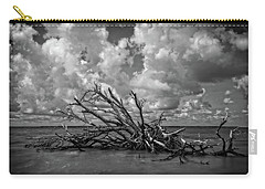 Clouds Trees Water Carry-all Pouch