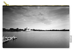 cloudscape and the Tidal Basin Carry-all Pouch