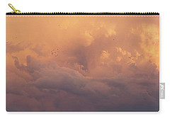 Carry-all Pouch featuring the photograph Cloudscape by Dustin LeFevre
