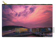 Carry-all Pouch featuring the photograph Cloudy  by Mariusz Czajkowski