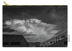 Cloudy Sky Over Bolzano Carry-all Pouch