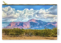 Cloudy Superstition Carry-all Pouch