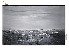 Cloudy Waves 4 Carry-all Pouch
