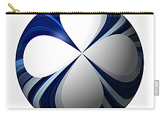 Clover Planet Carry-all Pouch by Thibault Toussaint