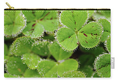 Cloverland Frosted Over Carry-all Pouch