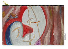 Clown And Clowns Carry-all Pouch