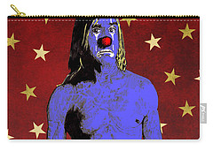 Clown Iggy Pop Carry-all Pouch