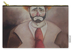 Clown Carry-all Pouch by Marlene Book
