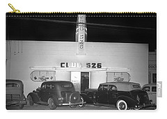 Club 526  Henry Franci, Salinas 1941 Carry-all Pouch