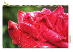 Clustered Petals Carry-all Pouch