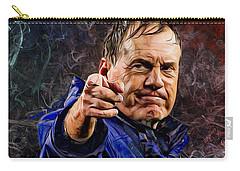 Coach Bill Belichick Carry-all Pouch