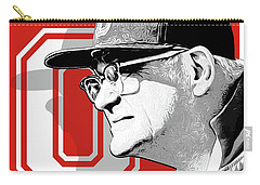 Coach Woody Hayes Carry-all Pouch by Greg Joens