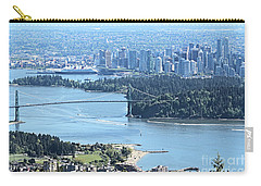 Coal Harbour Carry-all Pouch by Victor K