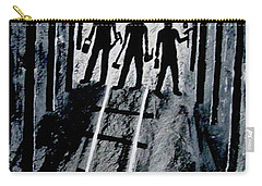 Coal Miners At Work Carry-all Pouch