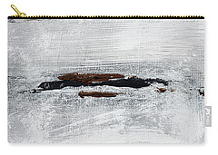 Coast # 10 Seascape Landscape Original Fine Art Acrylic On Canvas Carry-all Pouch