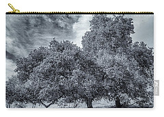 Coast Live Oak Monochrome Carry-all Pouch
