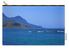Coast Of Gramvousa Carry-all Pouch
