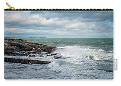 Coast Off The Hook Lighthouse Carry-all Pouch by Martina Fagan