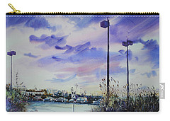 Coastal Beach Highway Carry-all Pouch
