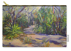 Coastal Bush  1770 Queensland Painting Carry-all Pouch