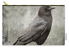 Coastal Crow Carry-all Pouch