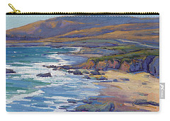 Coastal Cruising 8 / San Simeon Carry-all Pouch