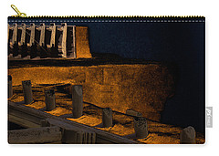 Coastal Embankment Carry-all Pouch by Don Gradner