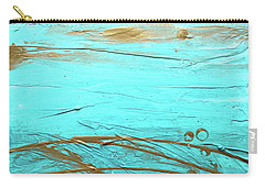 Coastal Escape II Carry-all Pouch by Kristen Abrahamson