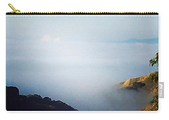Coastal Fog Carry-all Pouch by Suzanne Lorenz
