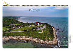 Coastal Nobska Point Lighthouse Carry-all Pouch