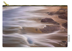 Carry-all Pouch featuring the photograph Coastal Whispers by Darren White