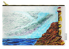 Coastline Lighthouse Carry-all Pouch